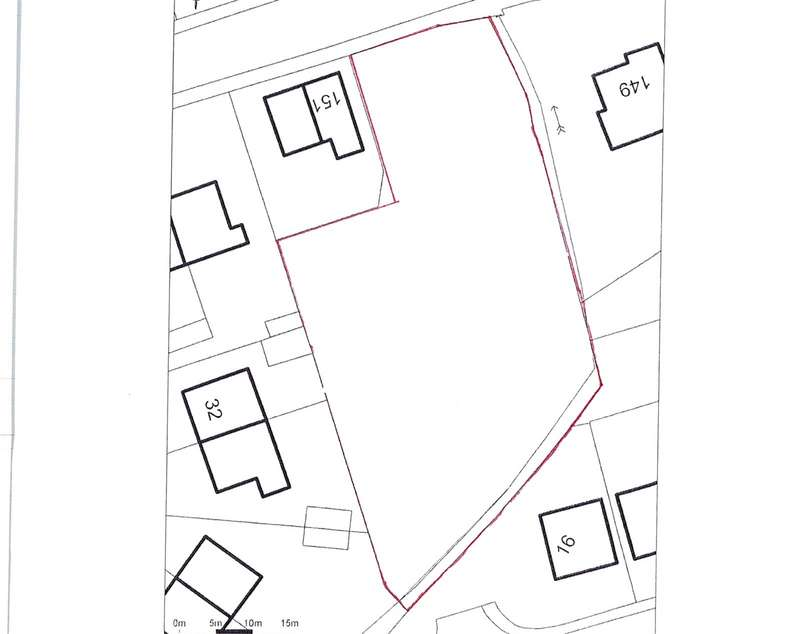 Land Commercial for sale in Land at 149A Manchester Road, Greenfield, Oldham, Greater Manchester, OL3