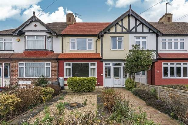 3 Bedrooms Terraced House for sale in Syon Lane, Isleworth, Middlesex