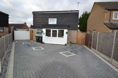 3 Bedrooms Detached House for sale in Firdale Avenue, Rushden, Northamptonshire