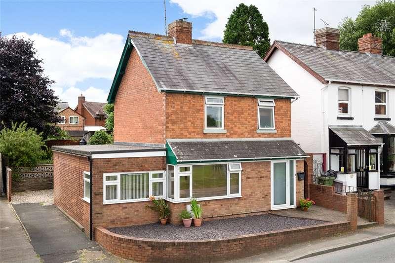 3 Bedrooms Detached House for sale in West Hill, Bromyard, HR7