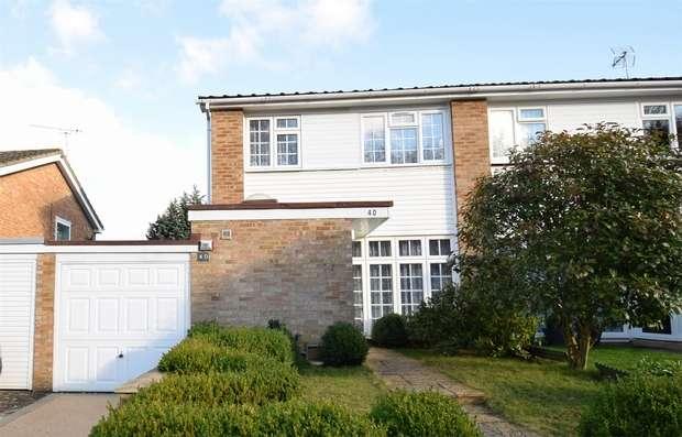 3 Bedrooms Semi Detached House for sale in 40 Pontoise Close, SEVENOAKS, Kent