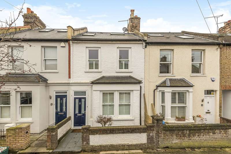 3 Bedrooms House for sale in Milton Road, Wimbledon, SW19