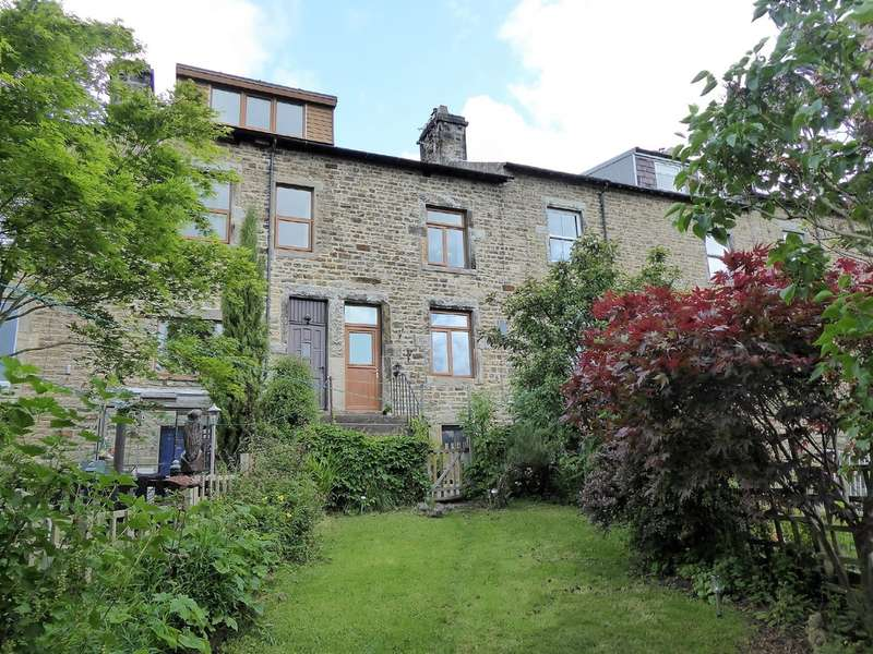 4 Bedrooms Terraced House for sale in 4 Highfield Terrace, Low Bentham