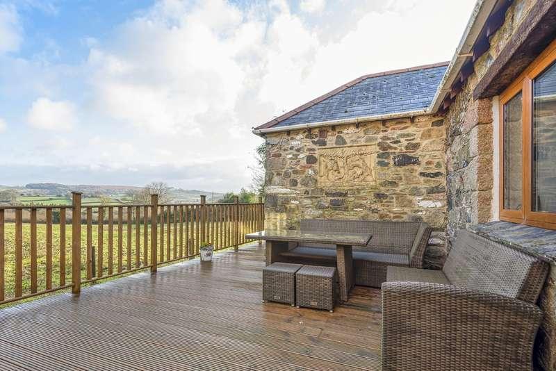 4 Bedrooms Detached House for sale in Lutton, Near Cornwood, Ivybridge