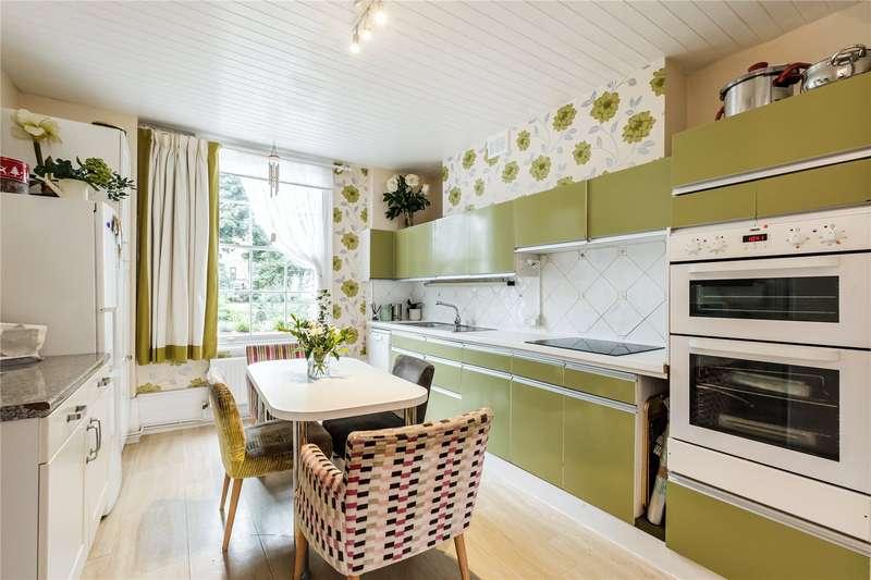 2 Bedrooms Flat for sale in Almorah Road, London, N1
