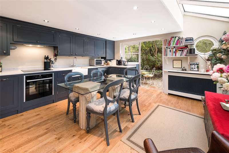 4 Bedrooms Terraced House for sale in Rowena Crescent, Battersea, London, SW11