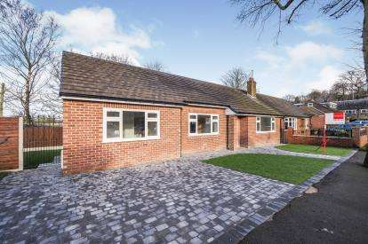 3 Bedrooms Bungalow for sale in Early Bank, Stalybridge, Cheshire, United Kingdom