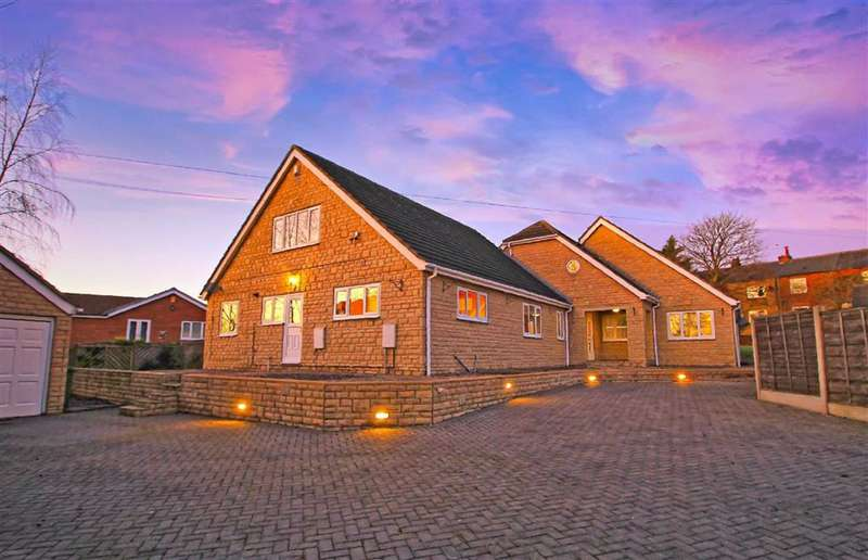 4 Bedrooms Detached House for sale in Holywell Lane, Castleford, West Yorkshire