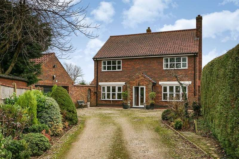 4 Bedrooms Detached House for sale in Limber Road, Kirmington, Ulceby, DN39