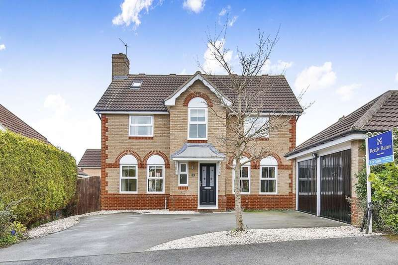 3 Bedrooms Detached House for sale in Long Burn Drive, Chester Le Street, DH2