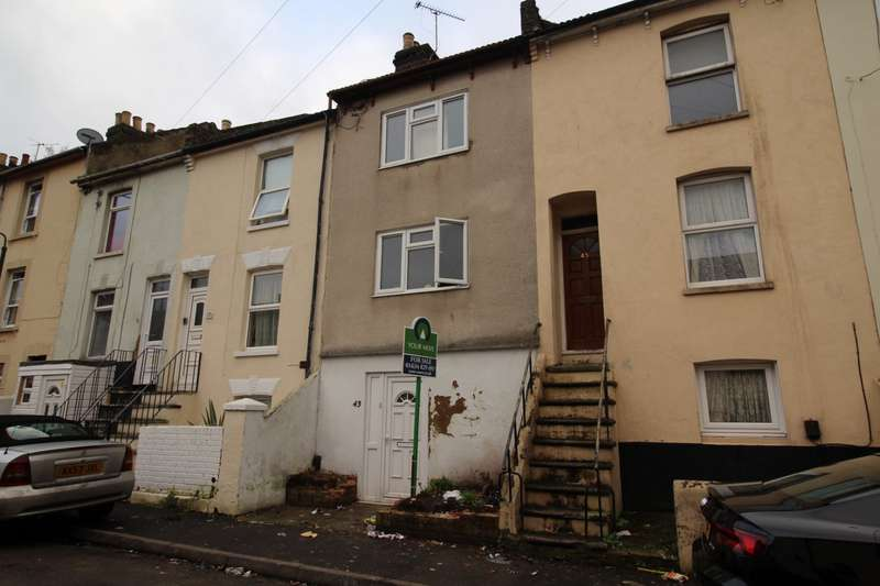 3 Bedrooms House for sale in Hartington Street, Chatham, Kent, ME4