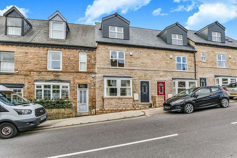 3 Bedrooms End Of Terrace House for sale in Nethergreen Road, Sheffield, South Yorkshire, S11