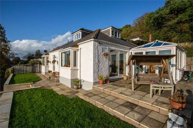 4 Bedrooms Detached House for sale in Westridge Road, Wotton-under-Edge, Gloucestershire