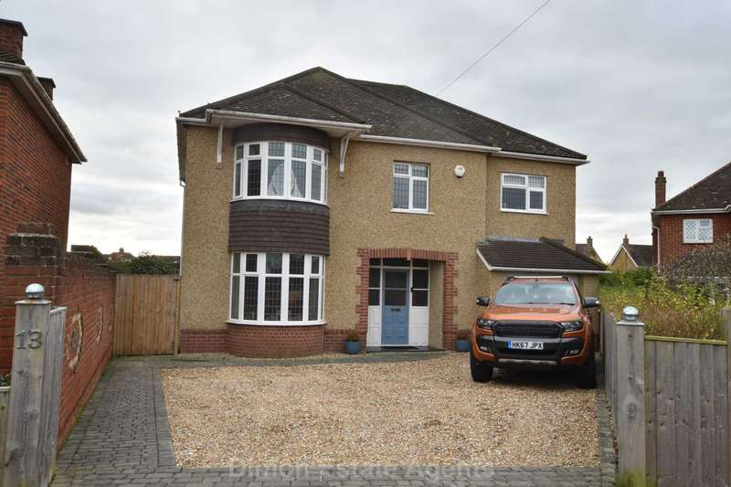 5 Bedrooms Detached House for sale in Beatty Drive, Alverstoke