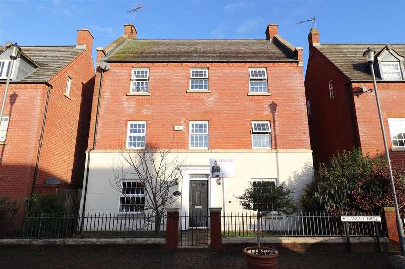 6 Bedrooms Detached House for sale in Lancut Hill, Rugby CV23 0JR