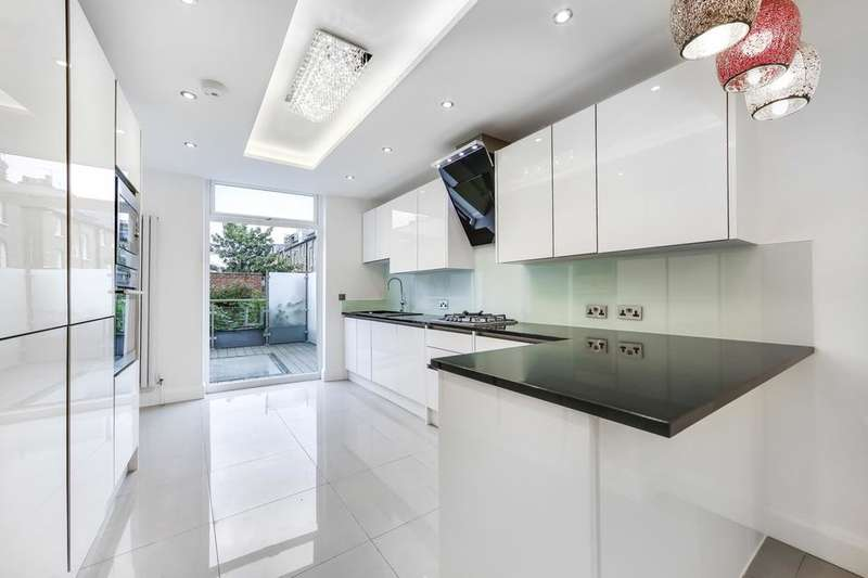 2 Bedrooms Flat for sale in Mountgrove Road, London N5