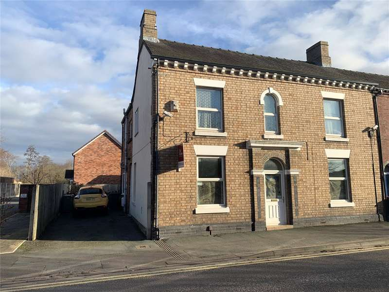 5 Bedrooms End Of Terrace House for sale in 16 Upper Bar, Newport, Shropshire, TF10
