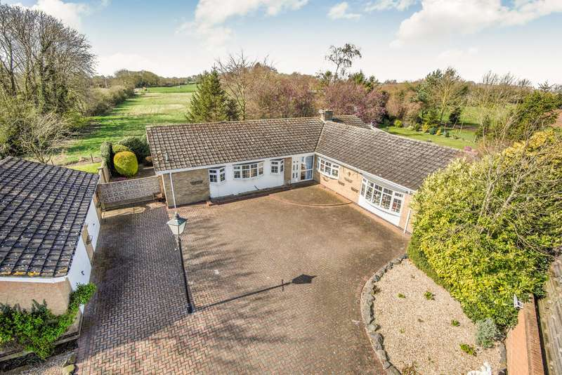 4 Bedrooms Detached Bungalow for sale in Cumberworth Road, Mumby, Alford, LN13 9LA