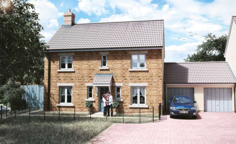 4 Bedrooms Semi Detached House for sale in Plot 6 West Street, Stoke-Sub-Hamdon, Somerset, TA14