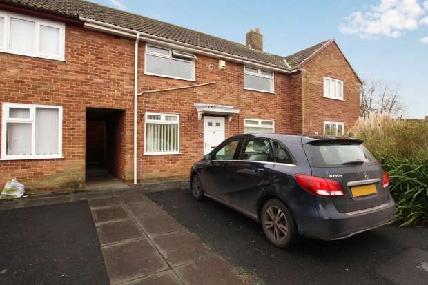 2 Bedrooms Terraced House for sale in Furness Avenue, Blackpool, Lancashire, FY3 7QQ