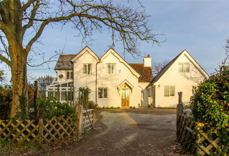 5 Bedrooms Detached House for sale in Marlpits Lane, Ninfield