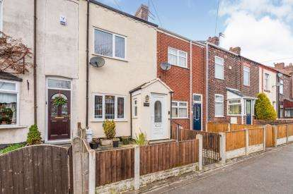 2 Bedrooms Terraced House for sale in Common Road, Newton Le Willows, Merseyside, .