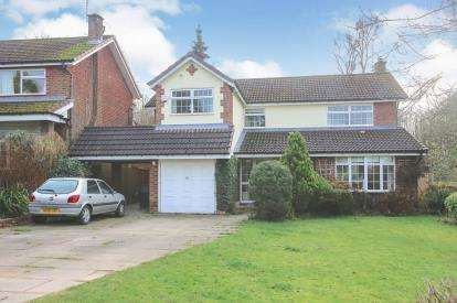 5 Bedrooms Detached House for sale in Woodlands Road, Handforth, Cheshire, .