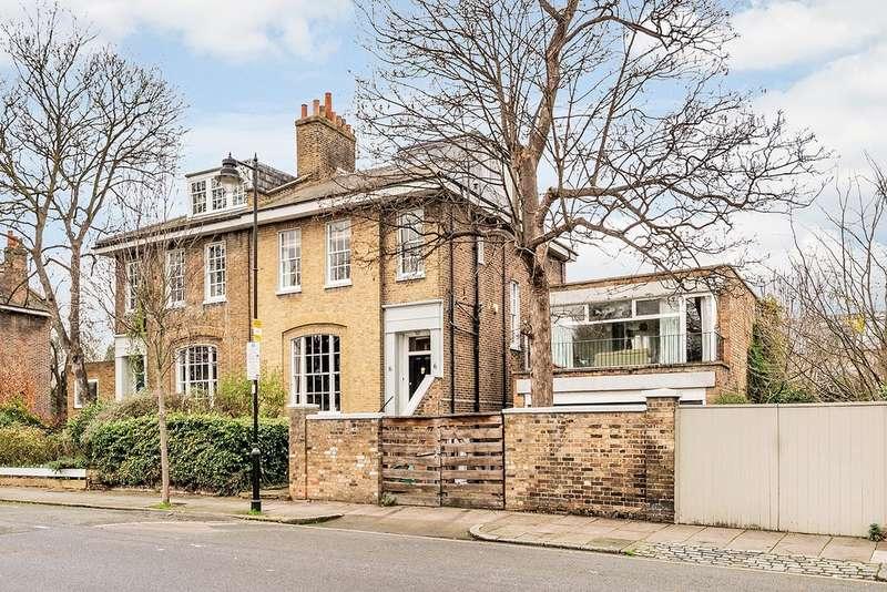 4 Bedrooms Semi Detached House for sale in Northampton Park, N1 2PJ