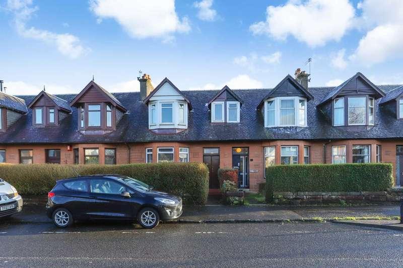 3 Bedrooms Terraced House for sale in Glenpatrick Road, Elderslie