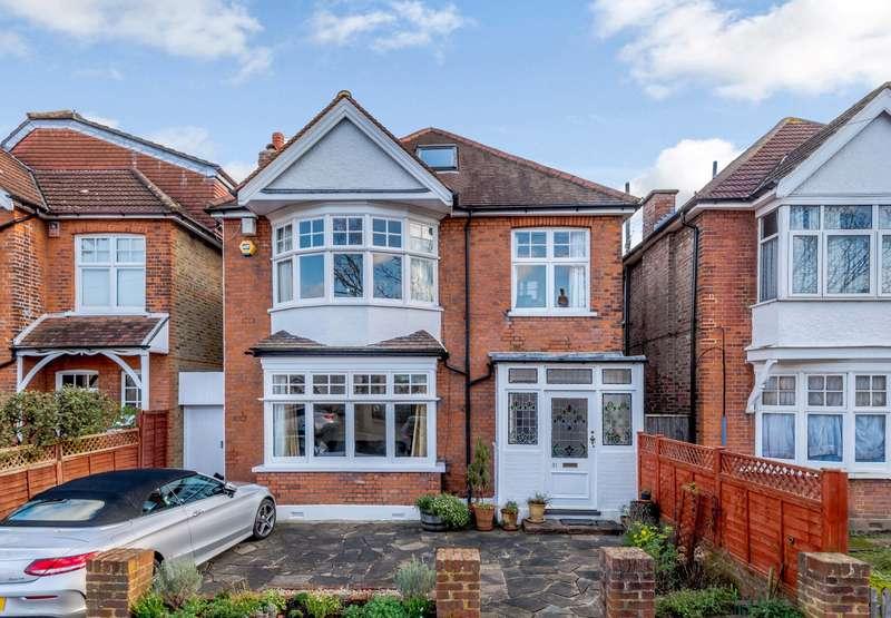 5 Bedrooms Detached House for sale in Bolton Gardens, Teddington, TW11
