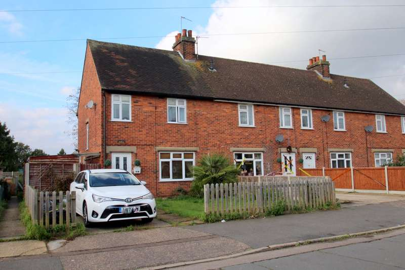 3 Bedrooms Terraced House for sale in COLLINGWOOD ROAD, COLCHESTER