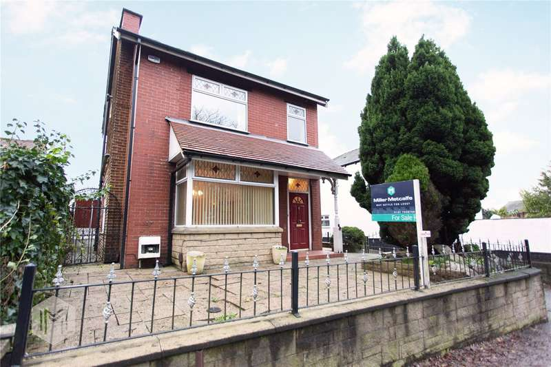 5 Bedrooms Detached House for sale in Mosley Common Road, Worsley, Manchester, Greater Manchester, M28
