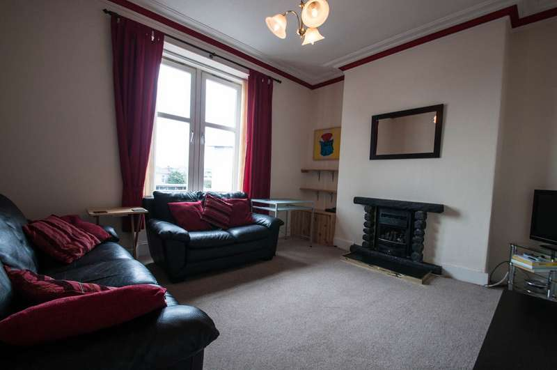 1 Bedroom Flat for rent in Holburn Street AB10