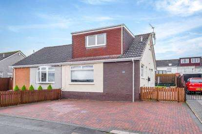 3 Bedrooms Bungalow for sale in Maple Drive, Larkhall