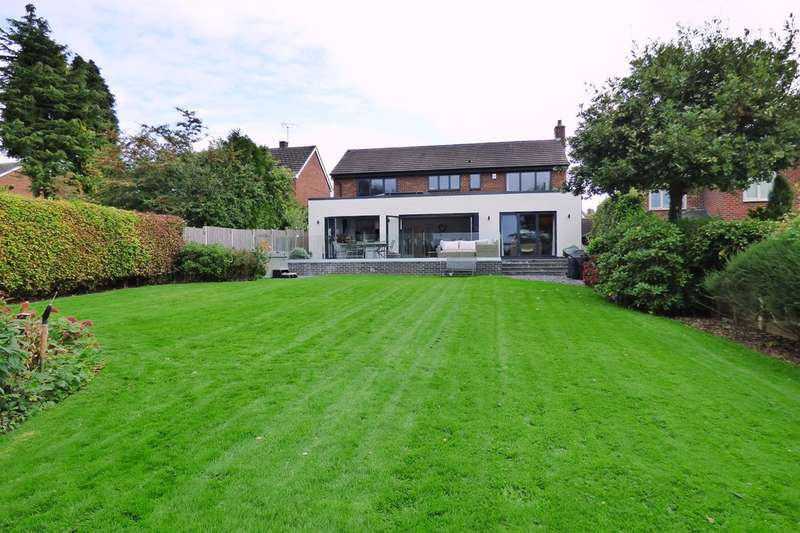 4 Bedrooms Detached House for sale in Windmill Lane, Ashbourne