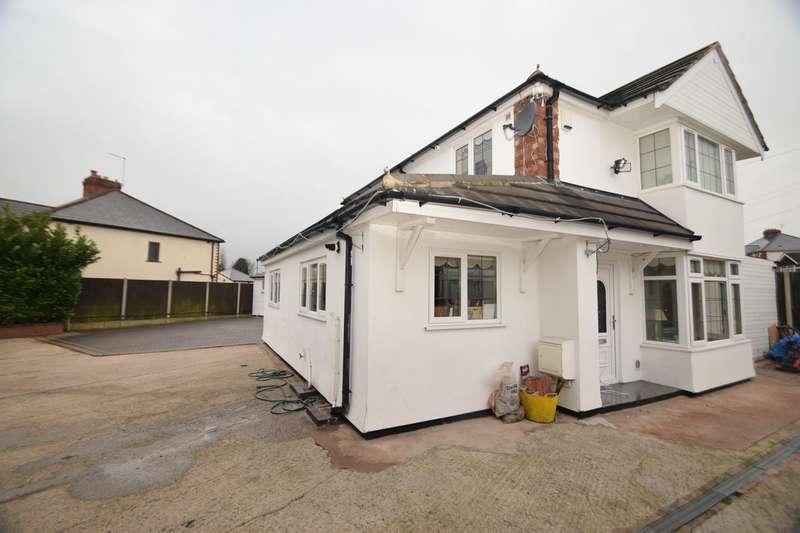 3 Bedrooms Detached House for sale in Moseley Road, Willenhall, WV13