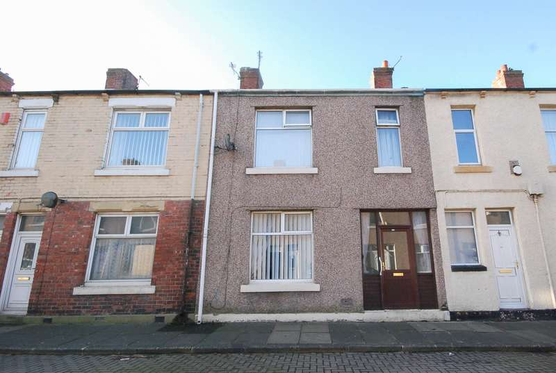 3 Bedrooms Terraced House for sale in Arnold Street, Boldon Colliery