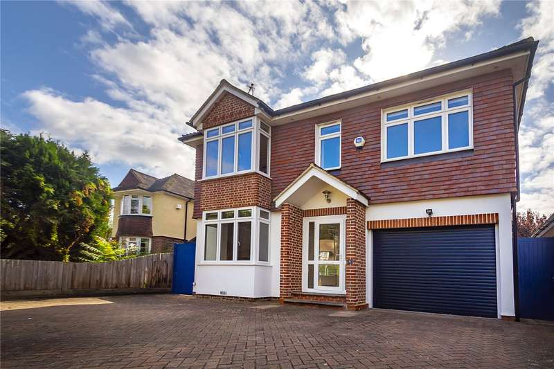 6 Bedrooms Detached House for sale in Monmouth Avenue, Hampton Wick, KT1