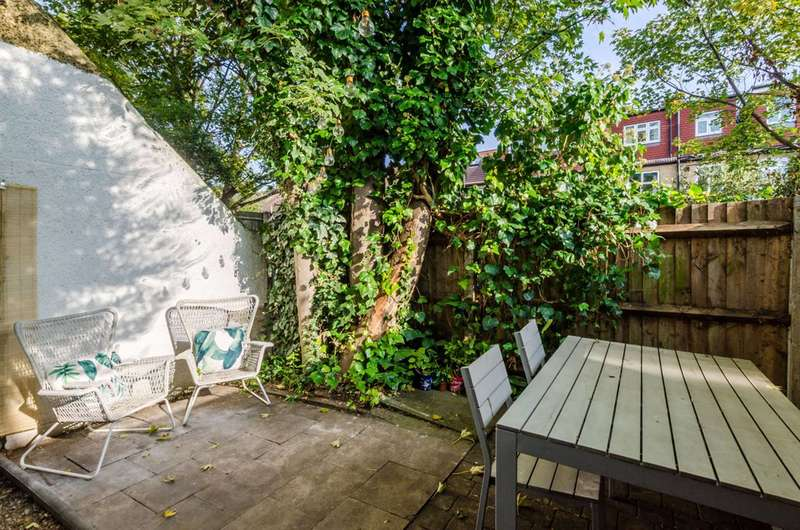 2 Bedrooms Flat for sale in Rothesay Avenue, Wimbledon, SW20