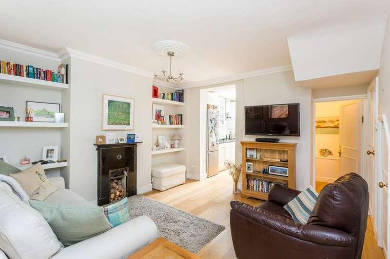 2 Bedrooms Flat for sale in Marriott Road, London, N4