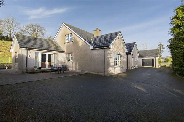 5 Bedrooms Detached Bungalow for sale in Tattymacall Road, Tattygare, Lisbellaw, Enniskillen, County Fermanagh