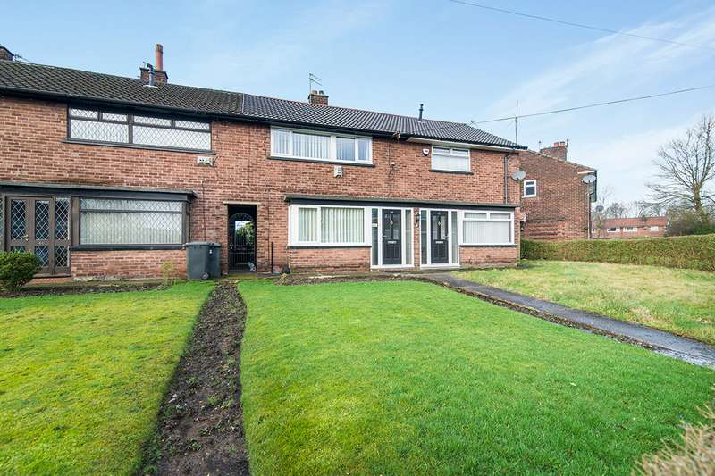 3 Bedrooms Semi Detached House for sale in Trafford Drive, Little Hulton, Manchester, M38