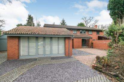 5 Bedrooms Detached House for sale in Green Bank, Chester, Cheshire, CH4
