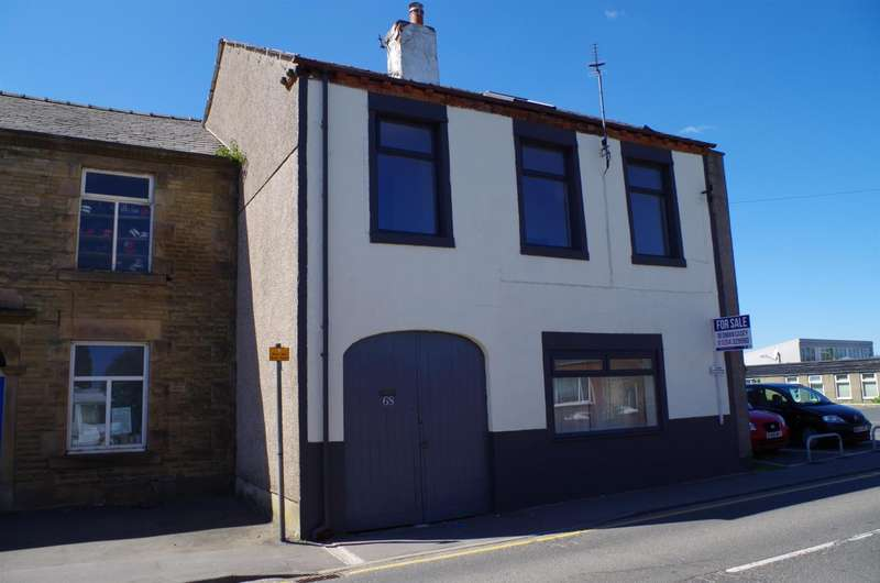 4 Bedrooms Semi Detached House for sale in Church Street, Blackrod