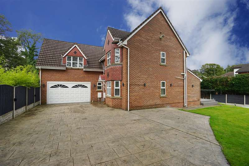 4 Bedrooms Detached House for sale in Regent Road, Lostock, Bolton