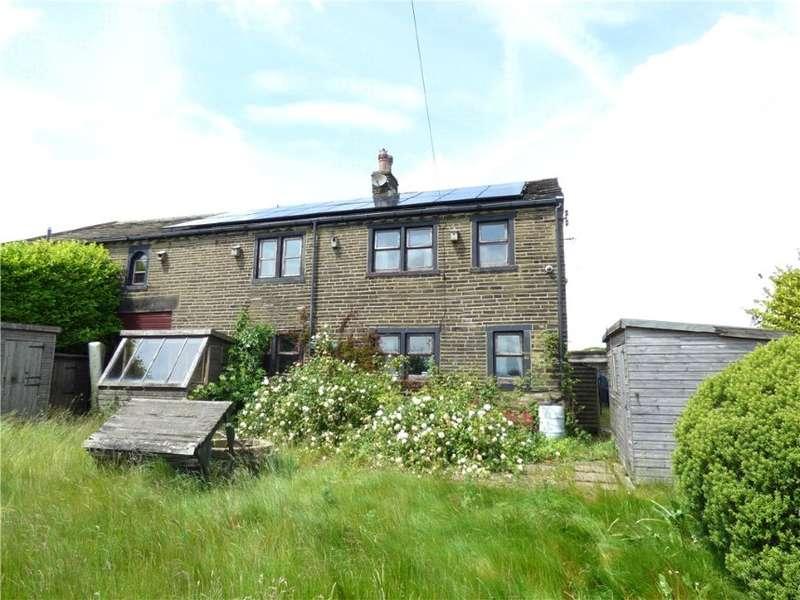 4 Bedrooms Detached House for sale in Mustard Pot Farm, 100 Long Lane, Allerton, Bradford, West Yorkshire
