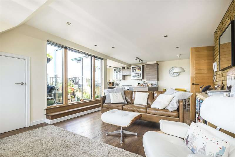 2 Bedrooms Penthouse Flat for sale in 83 Ridgway, Wimbledon, London, SW19