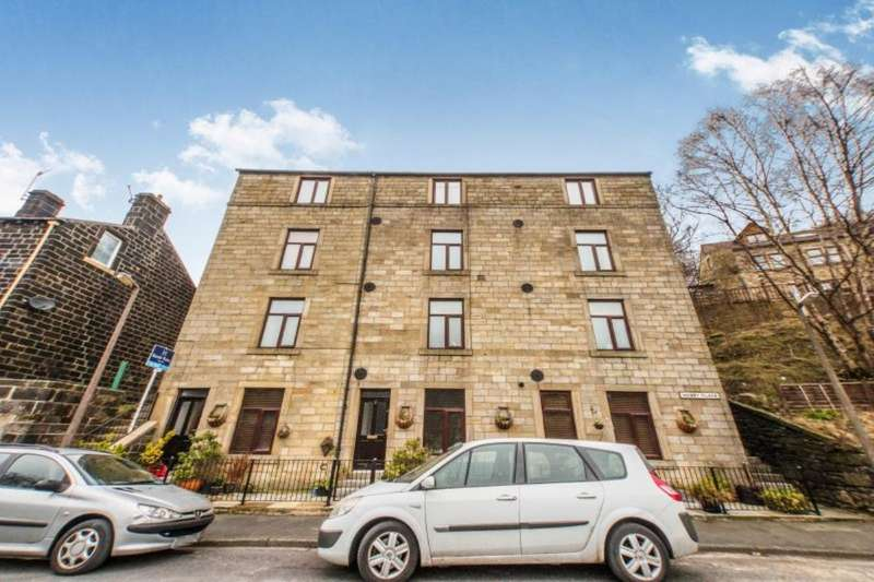 1 Bedroom Apartment Flat for sale in Henry Place, Hollins Road, Todmorden, OL14
