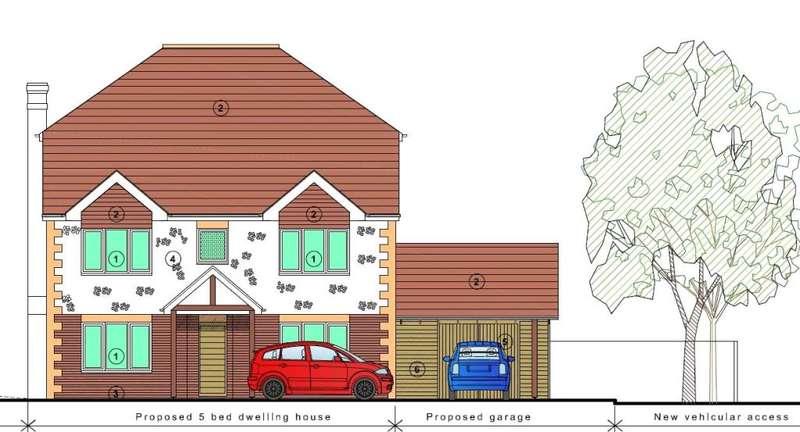 Detached House for sale in Long Copse Lane, Emsworth, Hampshire, PO10