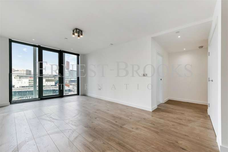 1 Bedroom Apartment Flat for sale in Stratosphere Tower, Stratford, E15